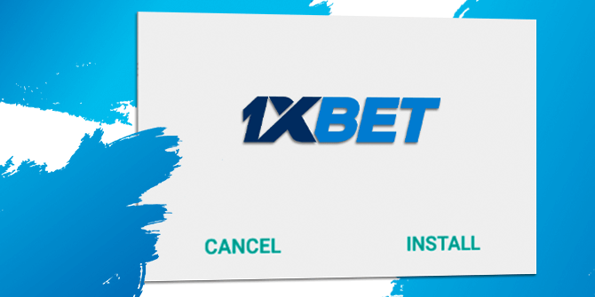 How to Install 1xBet .apk on smartphone