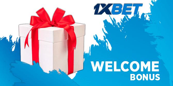 1xbet Welcome Bonus