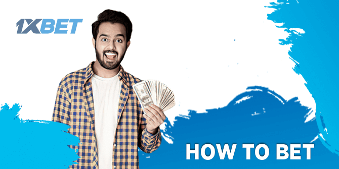 How to bet on cricket with 1xbet