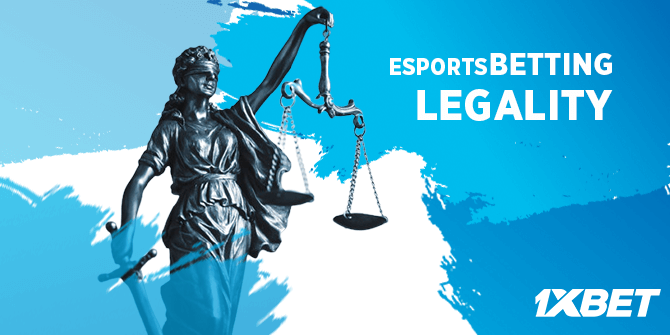 Is esports betting legal?