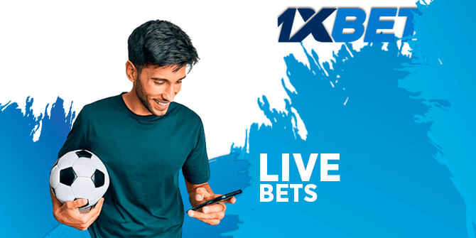 1xbet Live Bets