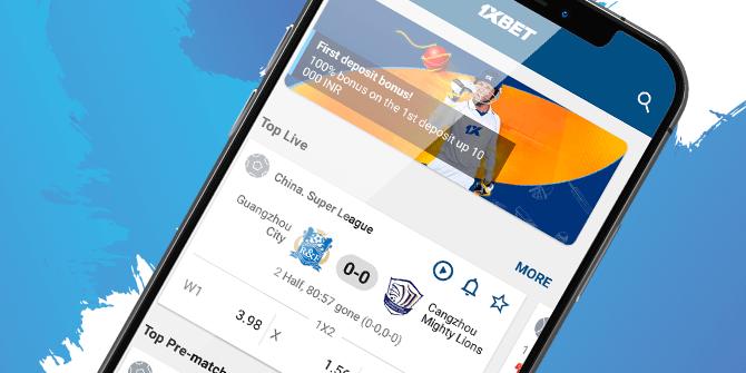 1xbet mobile app
