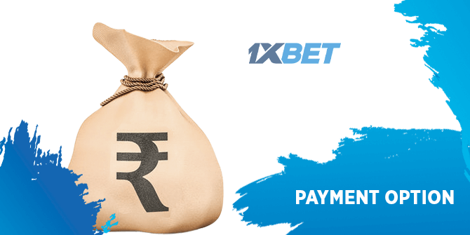 1xbet Payment