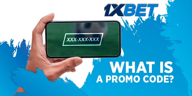 1xbet promo codes explanation
