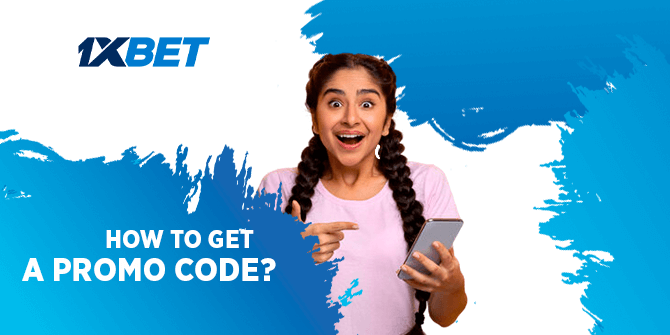 How to get a 1xbet promo codes