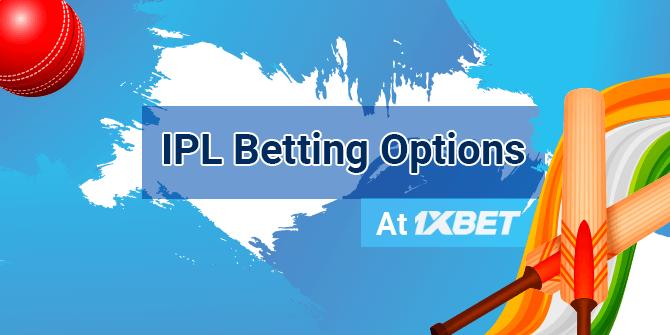 IPL Betting Options