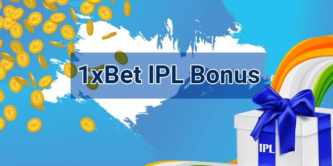 1xbet ipl bonus offer
